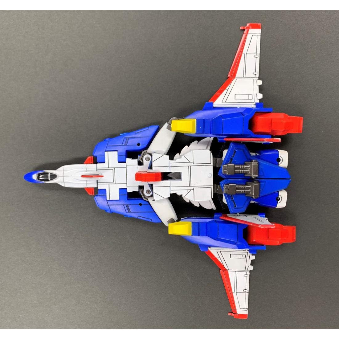 太陽の勇者ファイバード『復刻版 太陽の勇者 ファイバード』プラモデル-004
