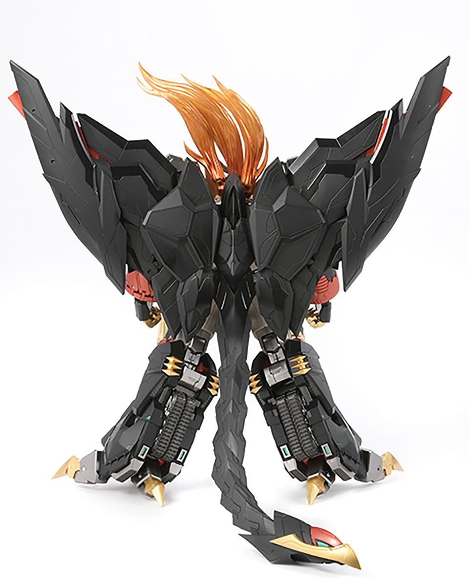 【限定販売】AMAKUNI機神『ジェネシックガオガイガー』勇者王ガオガイガー 可動フィギュア-003