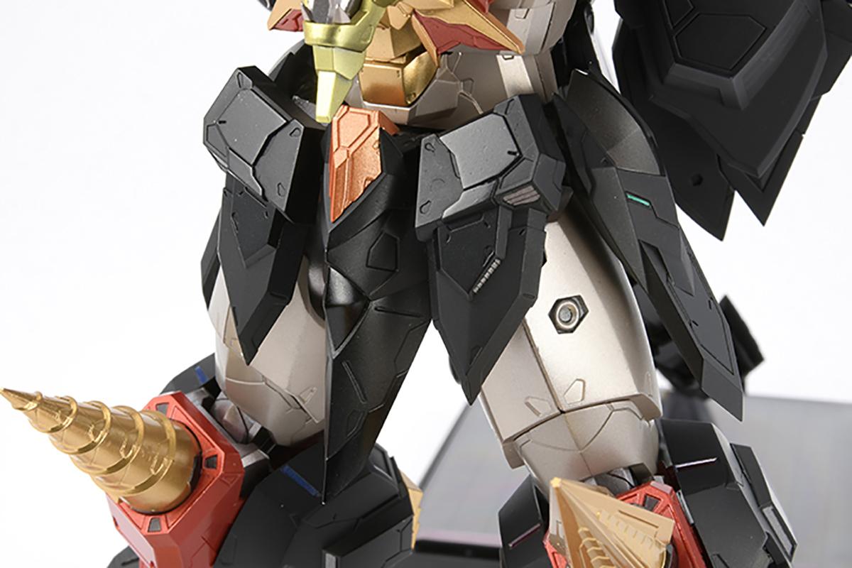 【限定販売】AMAKUNI機神『ジェネシックガオガイガー』勇者王ガオガイガー 可動フィギュア-006