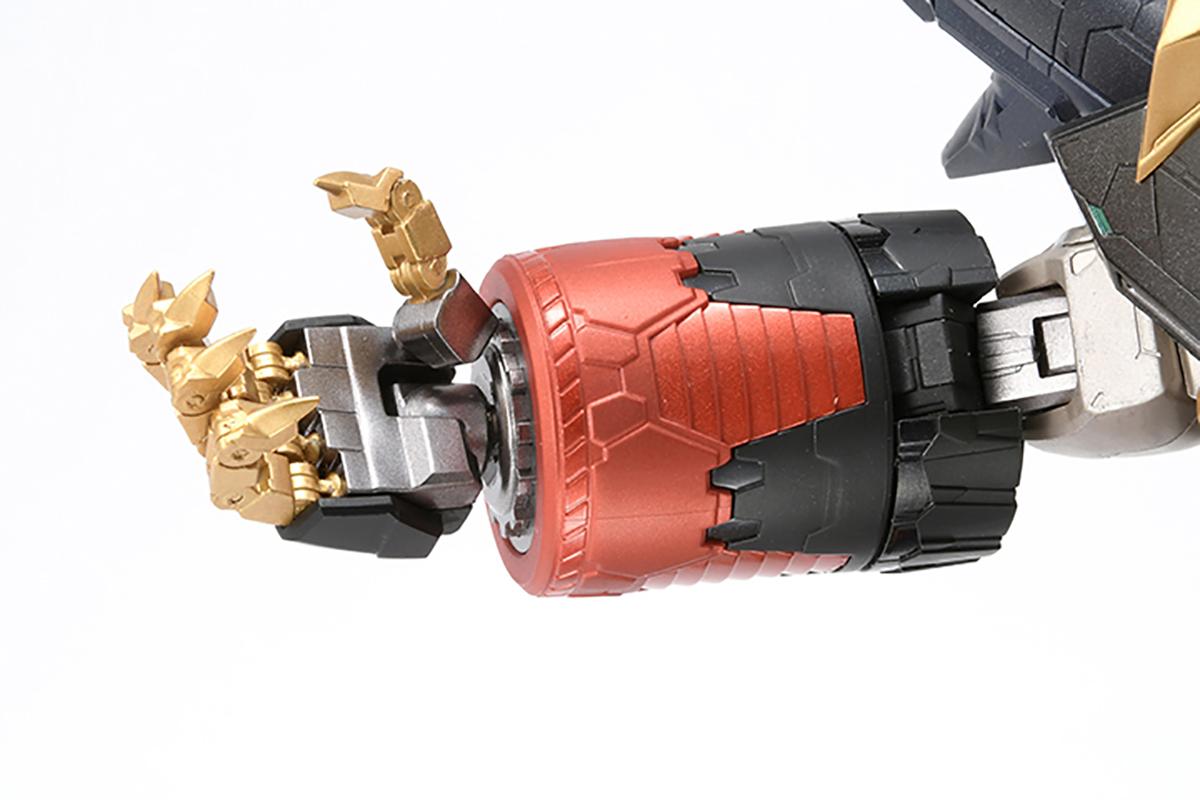 【限定販売】AMAKUNI機神『ジェネシックガオガイガー』勇者王ガオガイガー 可動フィギュア-007