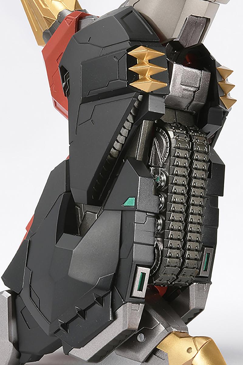 【限定販売】AMAKUNI機神『ジェネシックガオガイガー』勇者王ガオガイガー 可動フィギュア-011