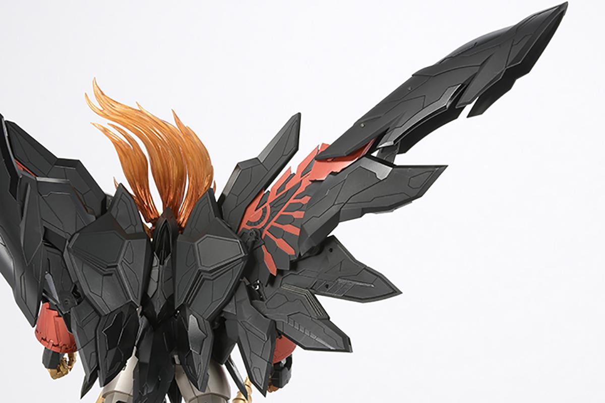 【限定販売】AMAKUNI機神『ジェネシックガオガイガー』勇者王ガオガイガー 可動フィギュア-013