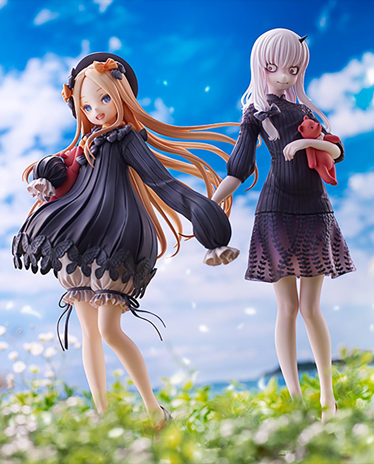 【限定販売】Fate/Grand Order『フォーリナー/アビゲイル・ウィリアムズ&ラヴィニア・ウェイトリー セット』1/7 完成品フィギュア-001
