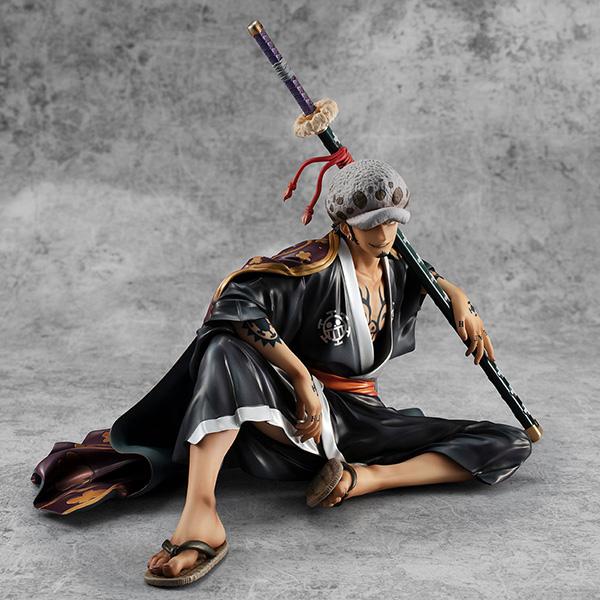 """【限定販売】Portrait.Of.Pirates ワンピース """"Warriors Alliance""""『トラファルガー・ロー』完成品フィギュア"""