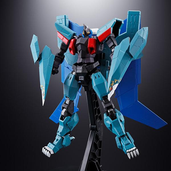 【限定販売】超合金魂 GX-94『ブラックウイング』超獣機神ダンクーガ 可変可動フィギュア
