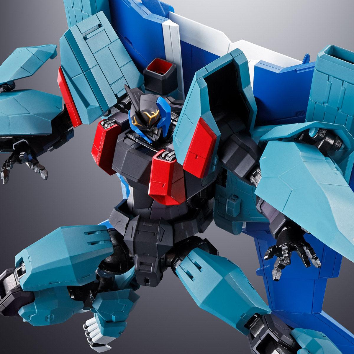 【限定販売】超合金魂 GX-94『ブラックウイング』超獣機神ダンクーガ 可変可動フィギュア-001