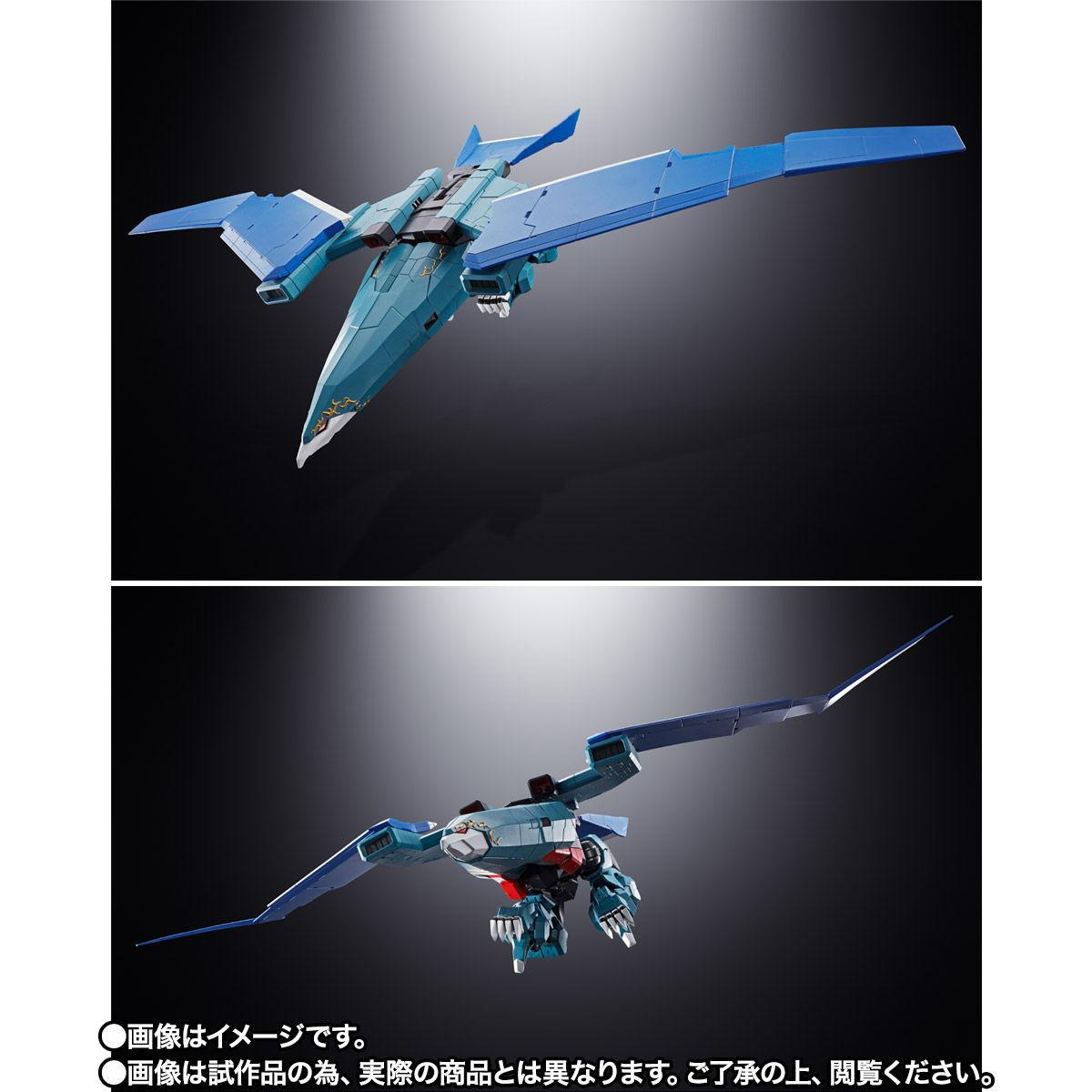 【限定販売】超合金魂 GX-94『ブラックウイング』超獣機神ダンクーガ 可変可動フィギュア-003