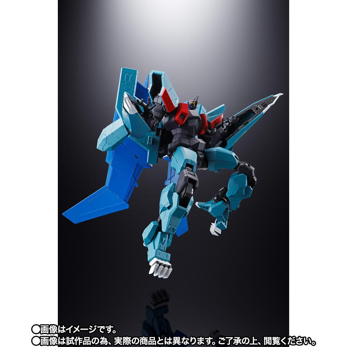 【限定販売】超合金魂 GX-94『ブラックウイング』超獣機神ダンクーガ 可変可動フィギュア-005