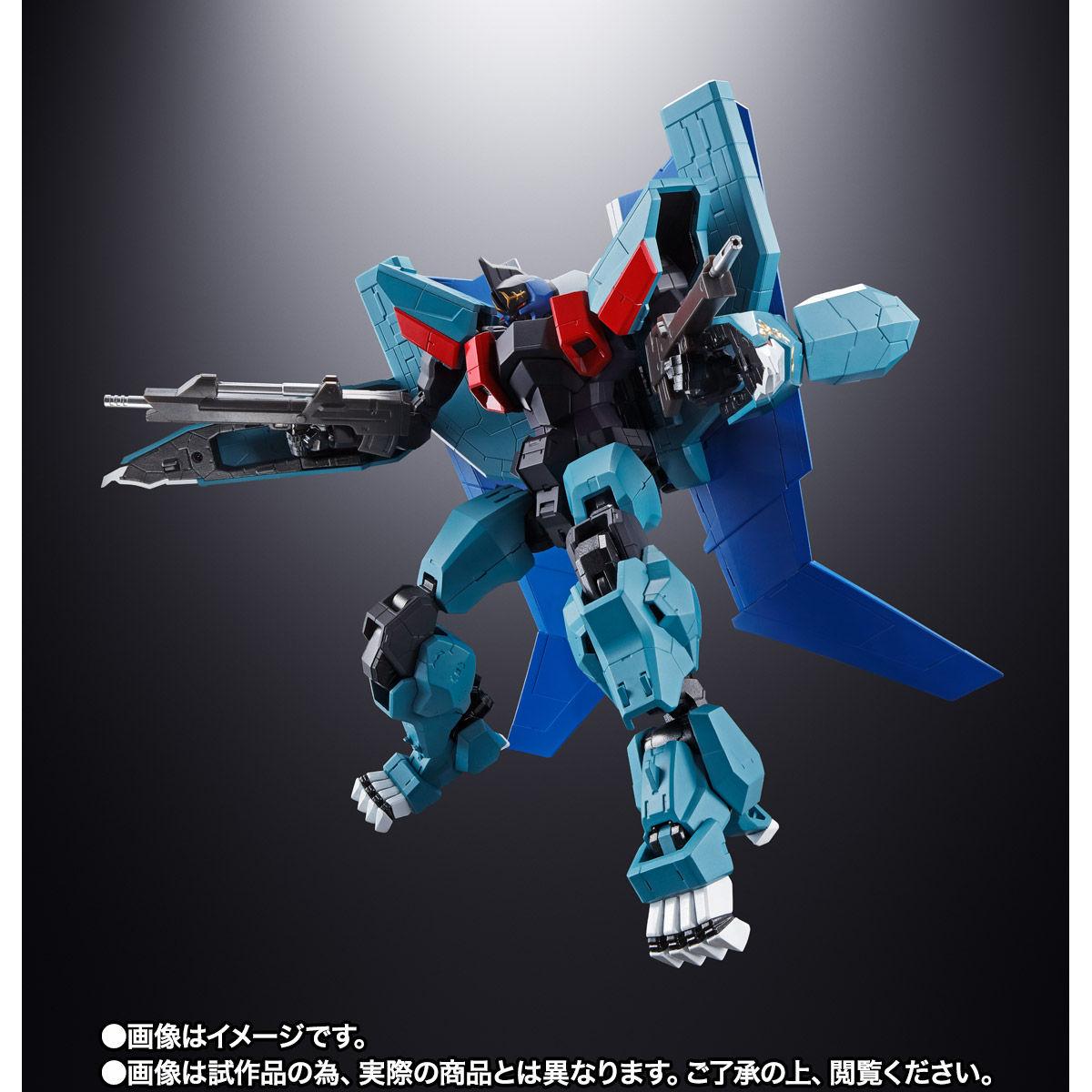 【限定販売】超合金魂 GX-94『ブラックウイング』超獣機神ダンクーガ 可変可動フィギュア-006