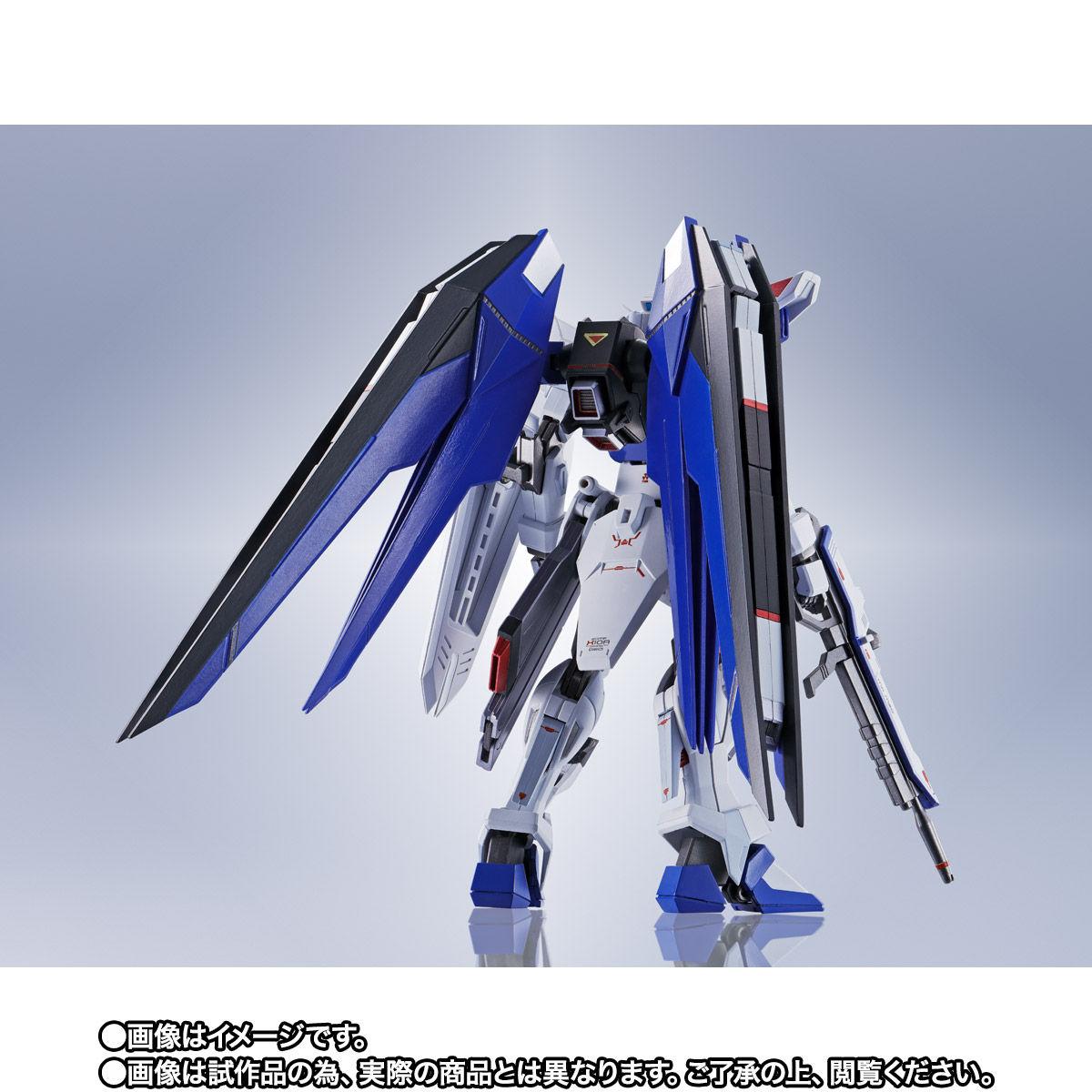 【限定販売】【再販】METAL ROBOT魂〈SIDE MS〉『フリーダムガンダム』ガンダムSEED 可動フィギュア-003