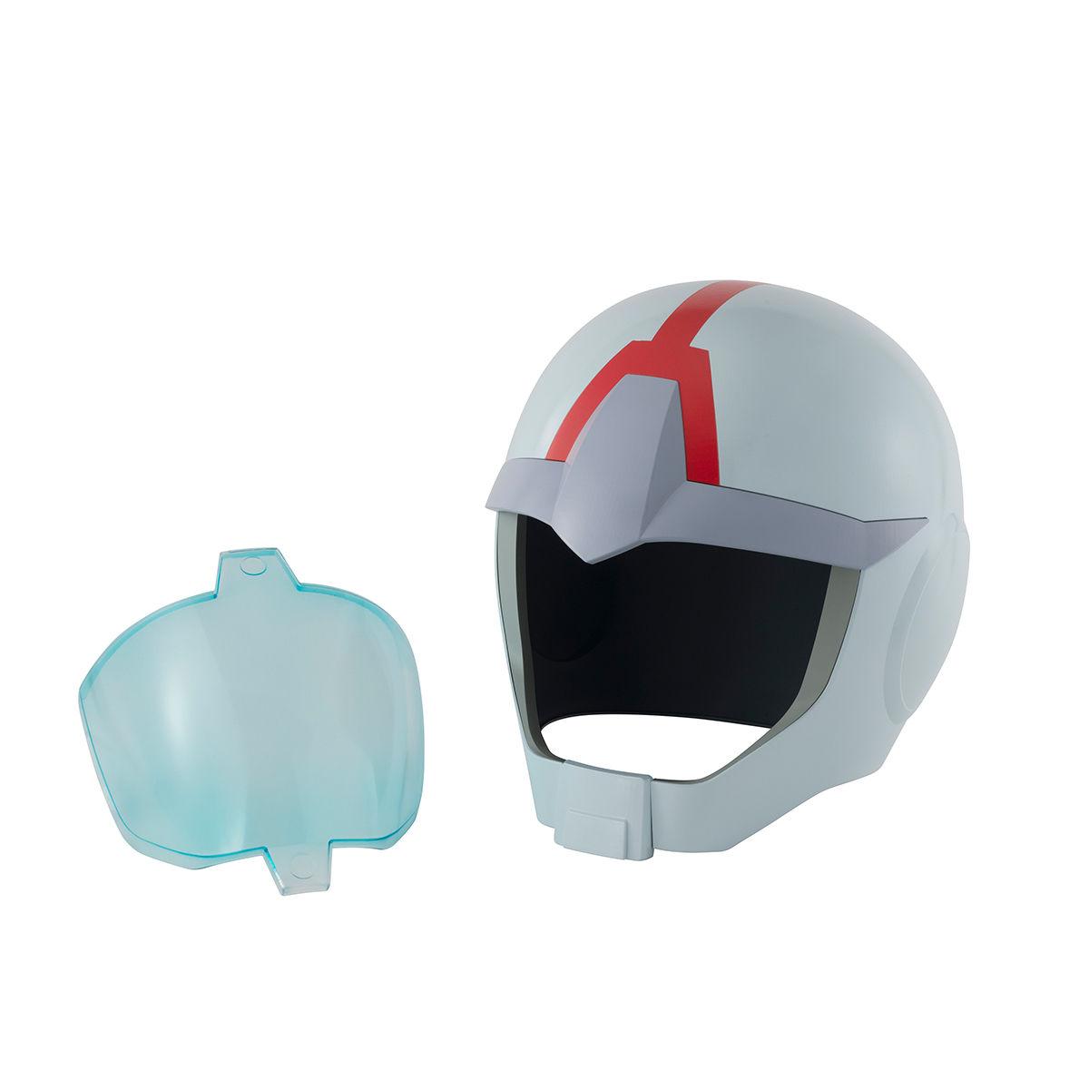 【限定販売】Full Scale Works『地球連邦軍ノーマルスーツ専用ヘルメット』機動戦士ガンダム ディスプレイモデル-002