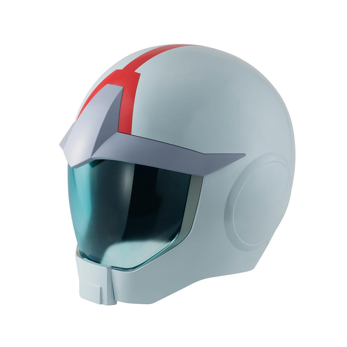 【限定販売】Full Scale Works『地球連邦軍ノーマルスーツ専用ヘルメット』機動戦士ガンダム ディスプレイモデル-003