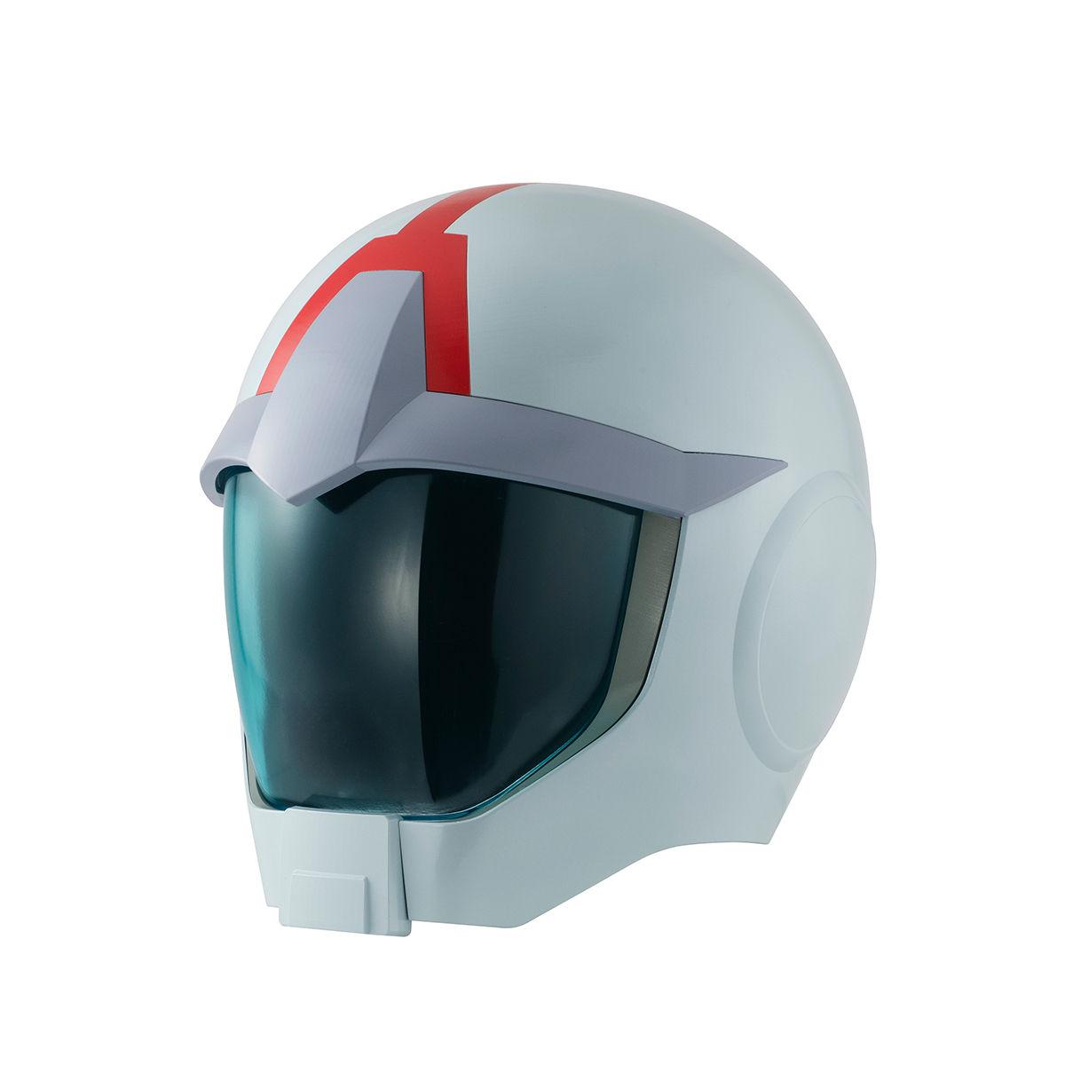 【限定販売】Full Scale Works『地球連邦軍ノーマルスーツ専用ヘルメット』機動戦士ガンダム ディスプレイモデル-004
