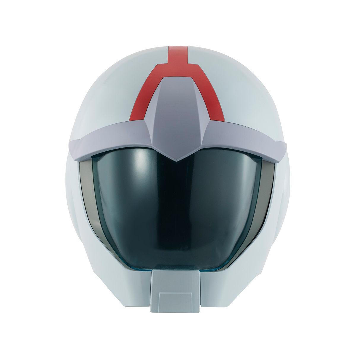 【限定販売】Full Scale Works『地球連邦軍ノーマルスーツ専用ヘルメット』機動戦士ガンダム ディスプレイモデル-005
