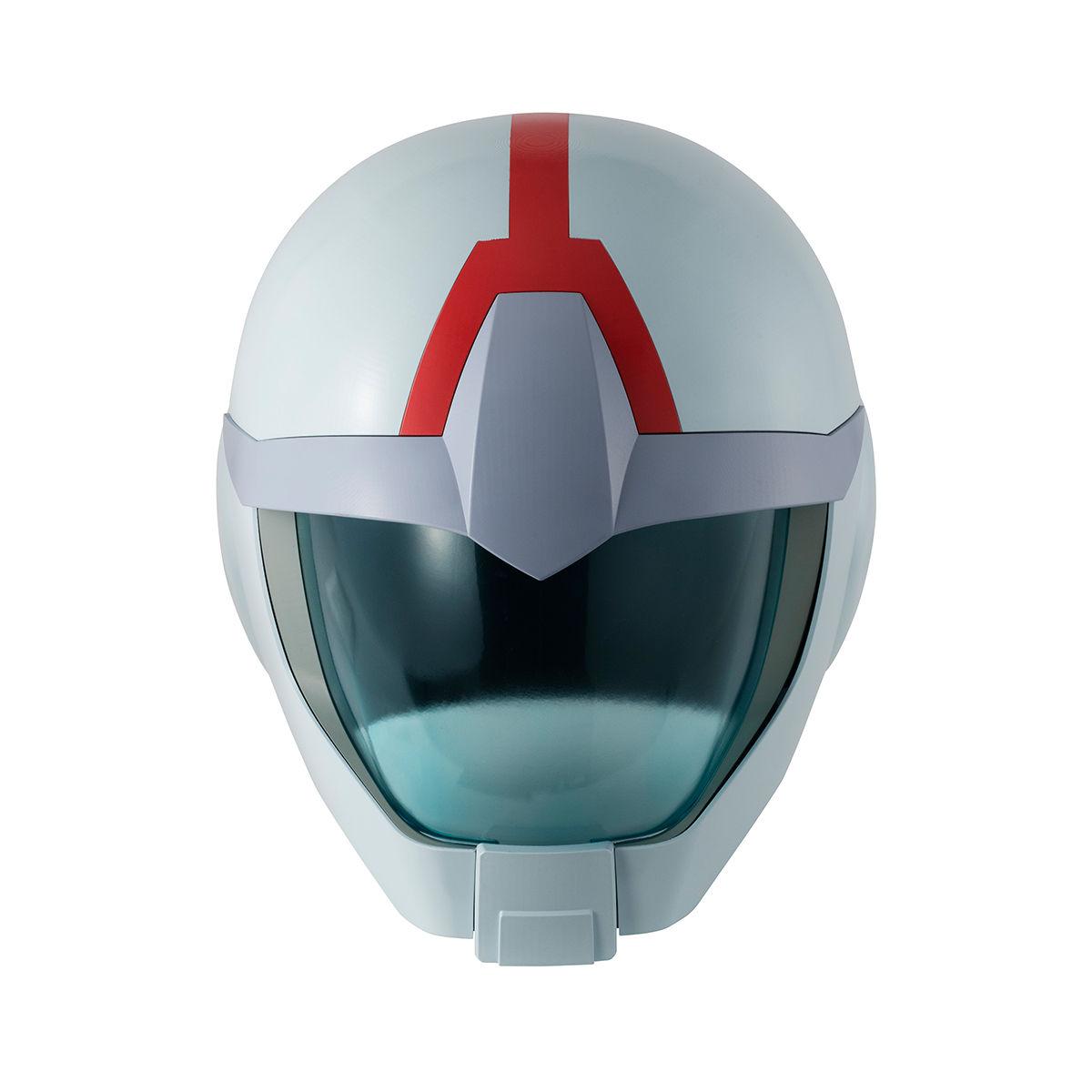 【限定販売】Full Scale Works『地球連邦軍ノーマルスーツ専用ヘルメット』機動戦士ガンダム ディスプレイモデル-006