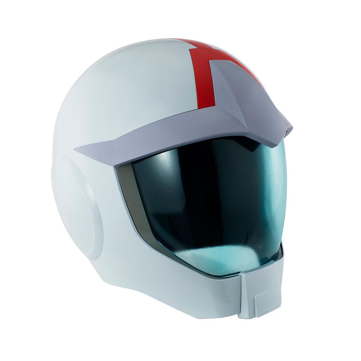 【限定販売】Full Scale Works『地球連邦軍ノーマルスーツ専用ヘルメット』機動戦士ガンダム ディスプレイモデル-007