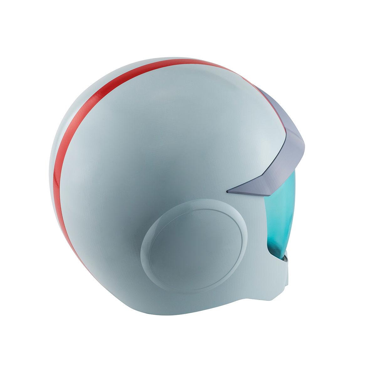 【限定販売】Full Scale Works『地球連邦軍ノーマルスーツ専用ヘルメット』機動戦士ガンダム ディスプレイモデル-008