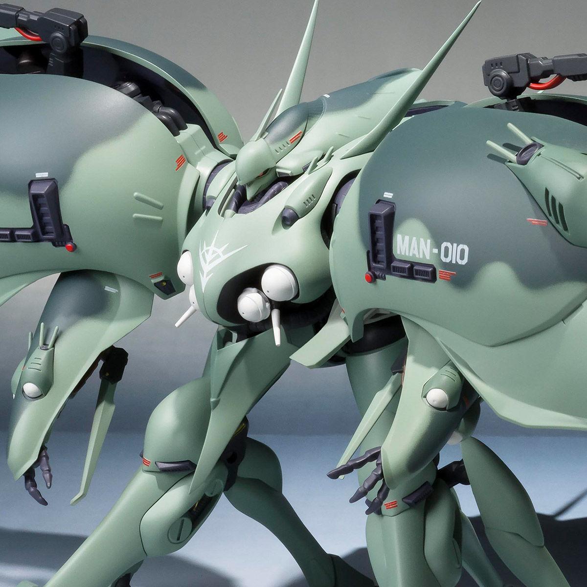 【限定販売】ROBOT魂〈SIDE MS〉『ゲー・ドライ(重塗装仕様)』Zガンダム 可動フィギュア-001
