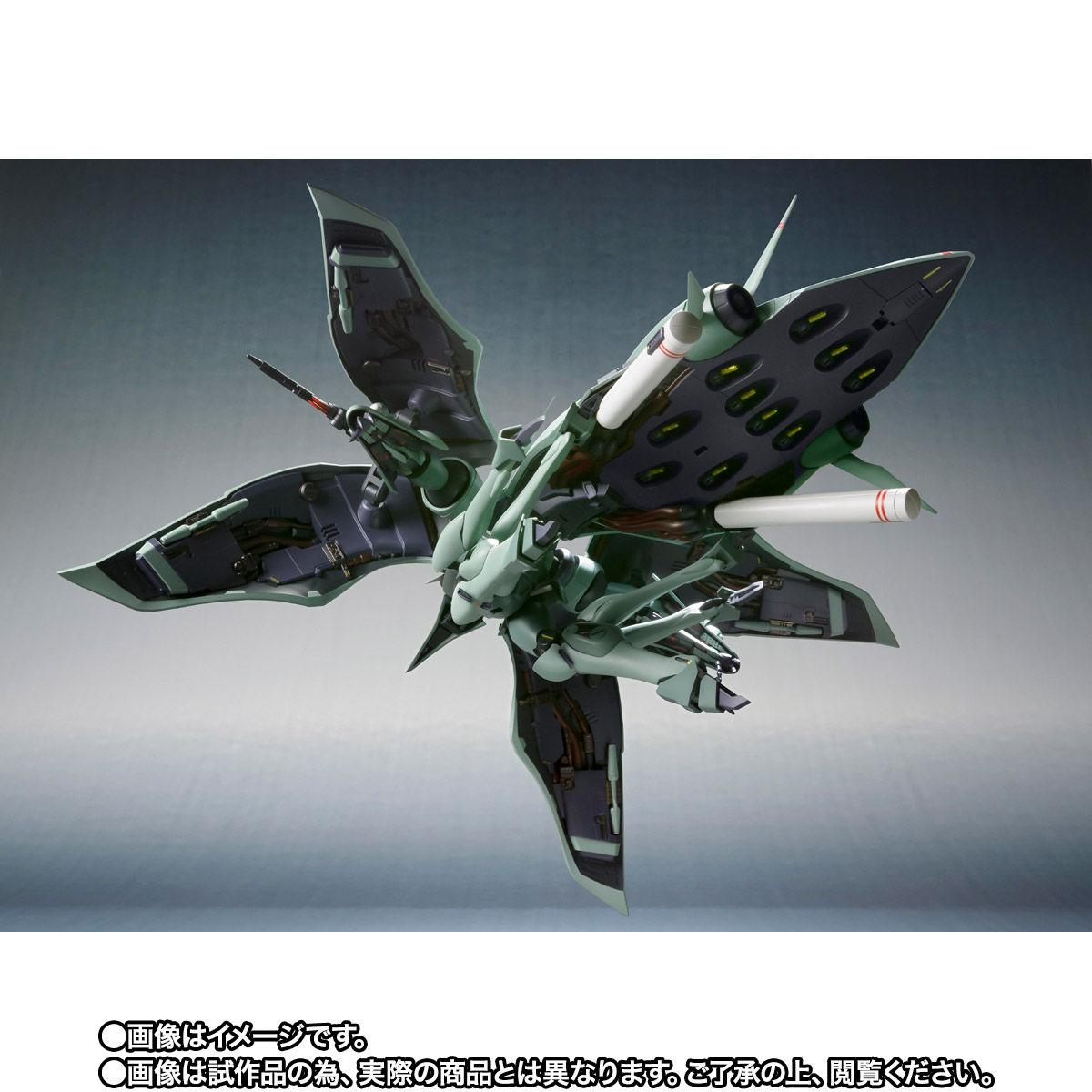 【限定販売】ROBOT魂〈SIDE MS〉『ゲー・ドライ(重塗装仕様)』Zガンダム 可動フィギュア-005