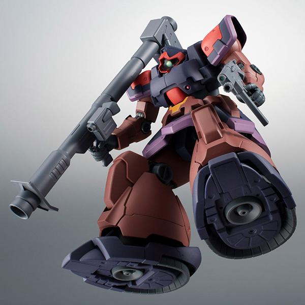 【限定販売】ROBOT魂〈SIDE MS〉『YMS-09R-2 プロトタイプ・リック・ドムII ver. A.N.I.M.E.』ガンダム0083 可動フィギュア