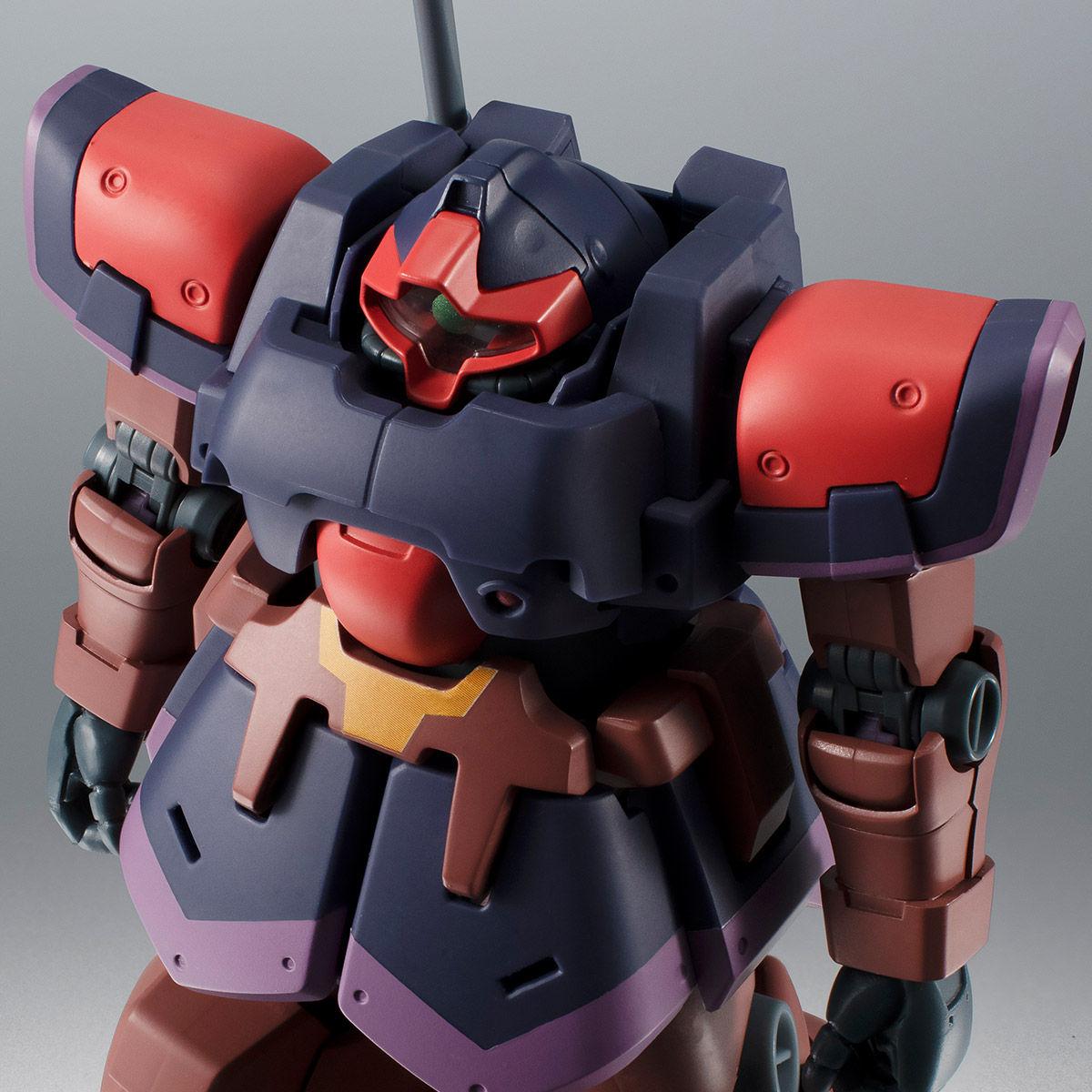 【限定販売】ROBOT魂〈SIDE MS〉『YMS-09R-2 プロトタイプ・リック・ドムII ver. A.N.I.M.E.』ガンダム0083 可動フィギュア-001