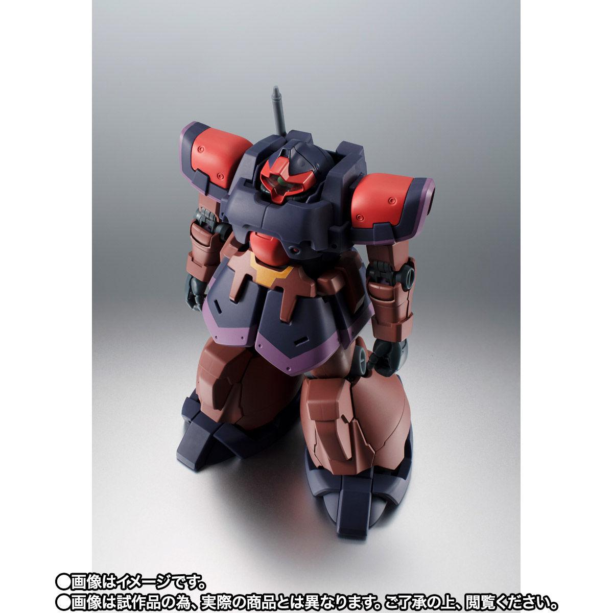 【限定販売】ROBOT魂〈SIDE MS〉『YMS-09R-2 プロトタイプ・リック・ドムII ver. A.N.I.M.E.』ガンダム0083 可動フィギュア-002