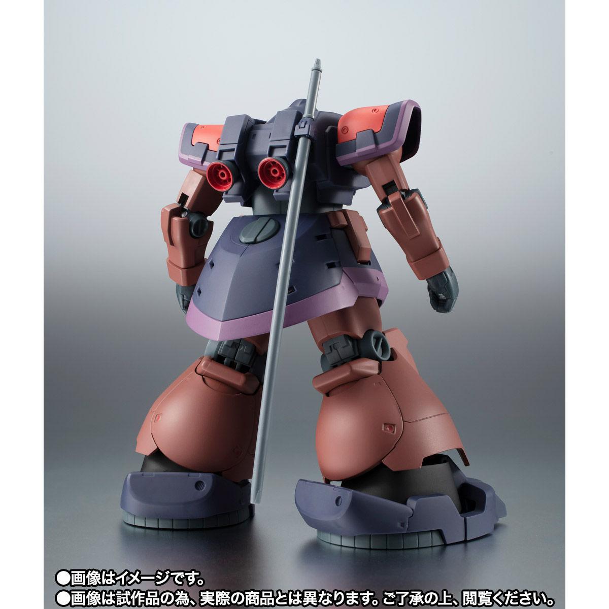 【限定販売】ROBOT魂〈SIDE MS〉『YMS-09R-2 プロトタイプ・リック・ドムII ver. A.N.I.M.E.』ガンダム0083 可動フィギュア-003