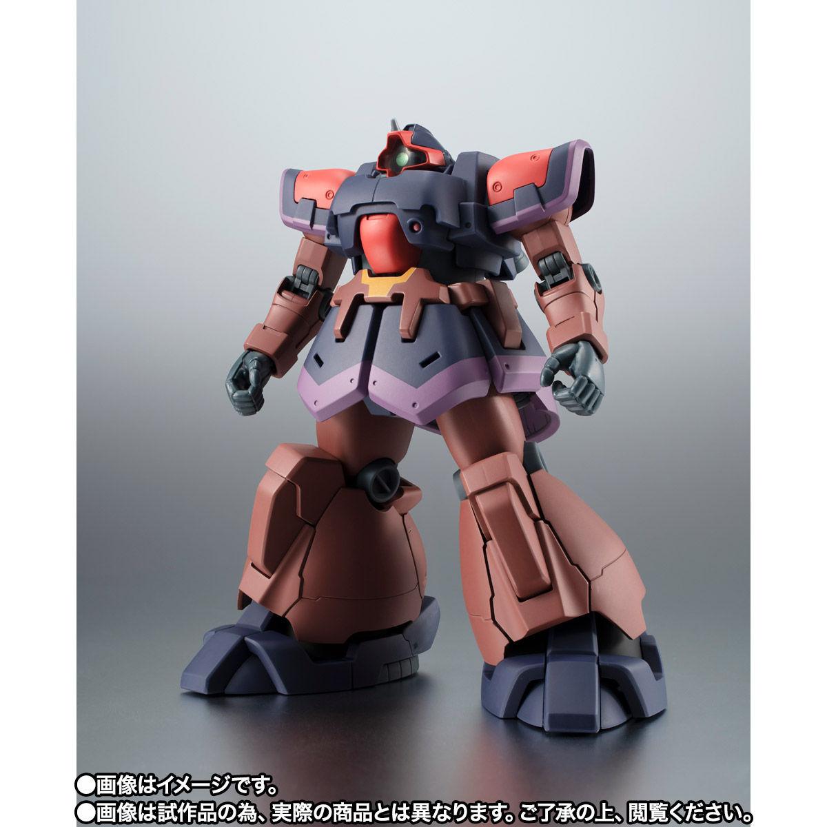 【限定販売】ROBOT魂〈SIDE MS〉『YMS-09R-2 プロトタイプ・リック・ドムII ver. A.N.I.M.E.』ガンダム0083 可動フィギュア-005