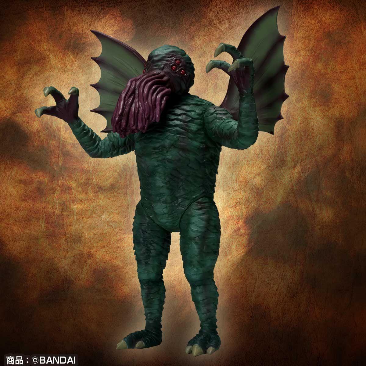 【限定販売】クトゥルフ神話『H.P.ラヴクラフトのCTHULHU』完成品フィギュア-008