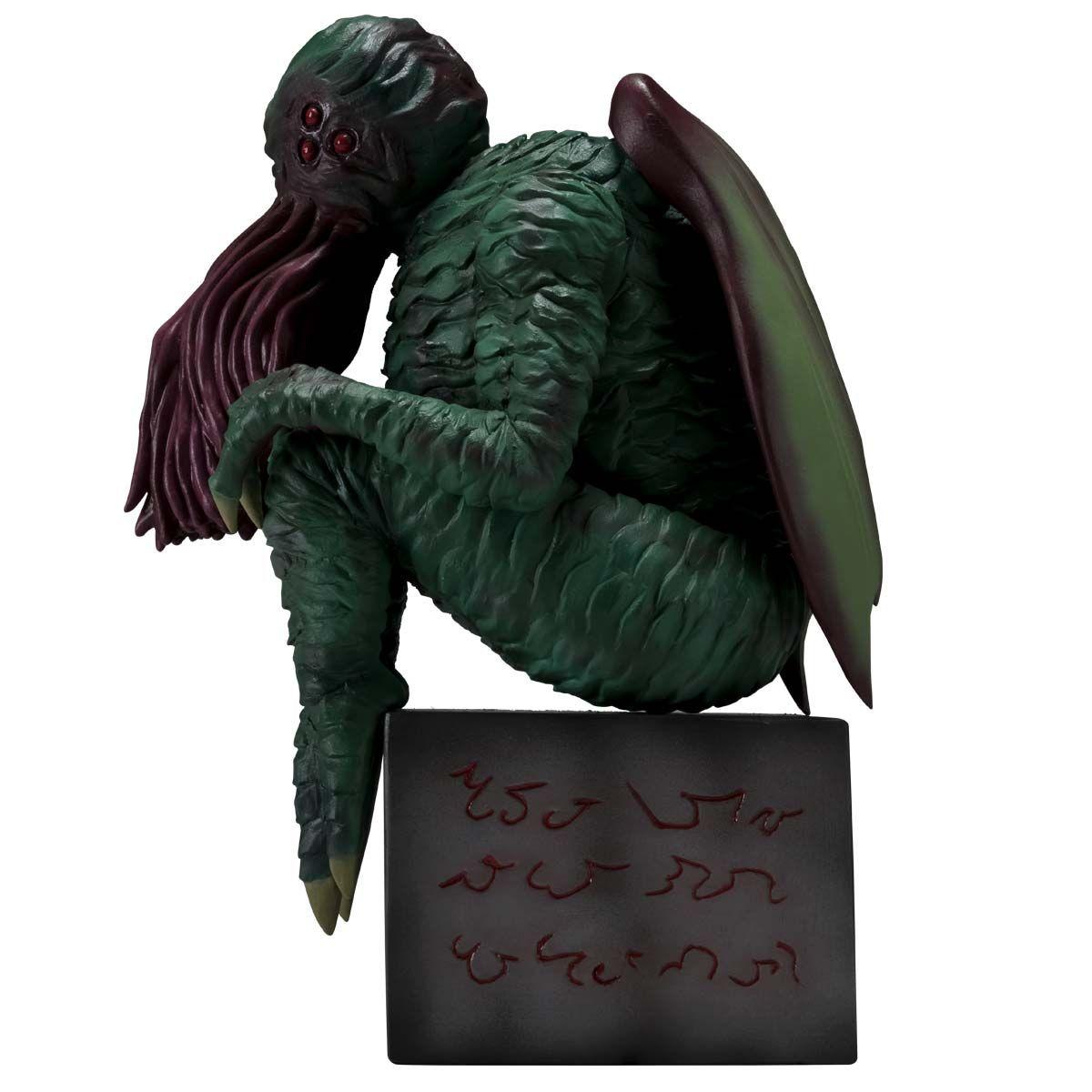 【限定販売】クトゥルフ神話『H.P.ラヴクラフトのCTHULHU』完成品フィギュア-010