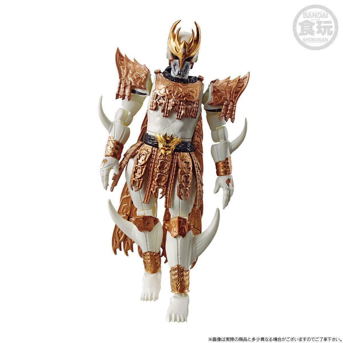 【限定販売】【食玩】SO-DO CHRONICLE『ン・ダグバ・ゼバ』仮面ライダークウガ 可動フィギュア-004