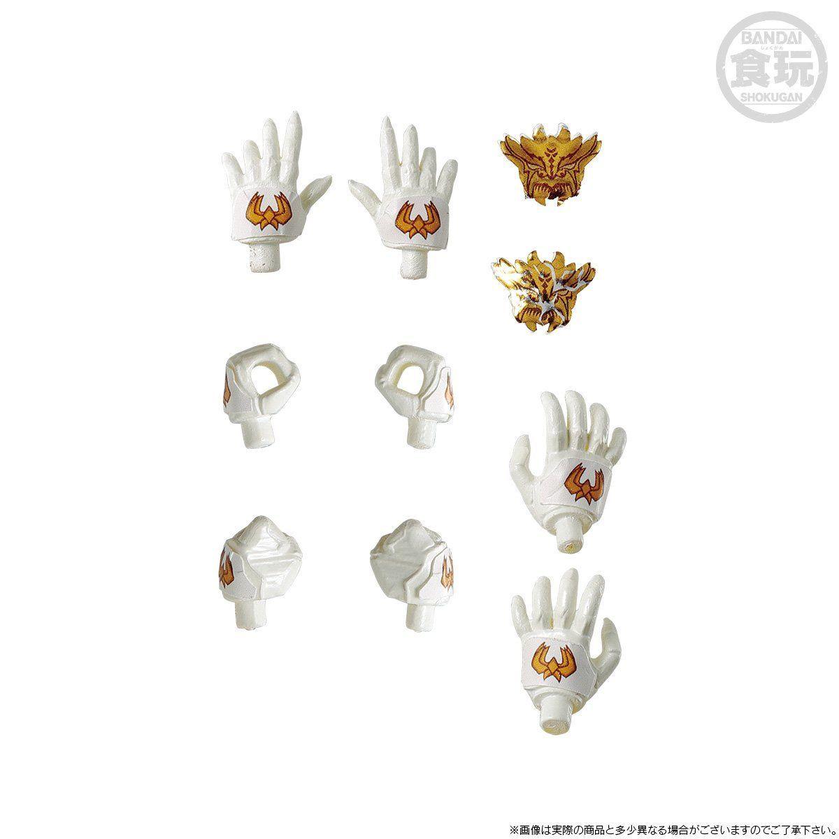 【限定販売】【食玩】SO-DO CHRONICLE『ン・ダグバ・ゼバ』仮面ライダークウガ 可動フィギュア-005