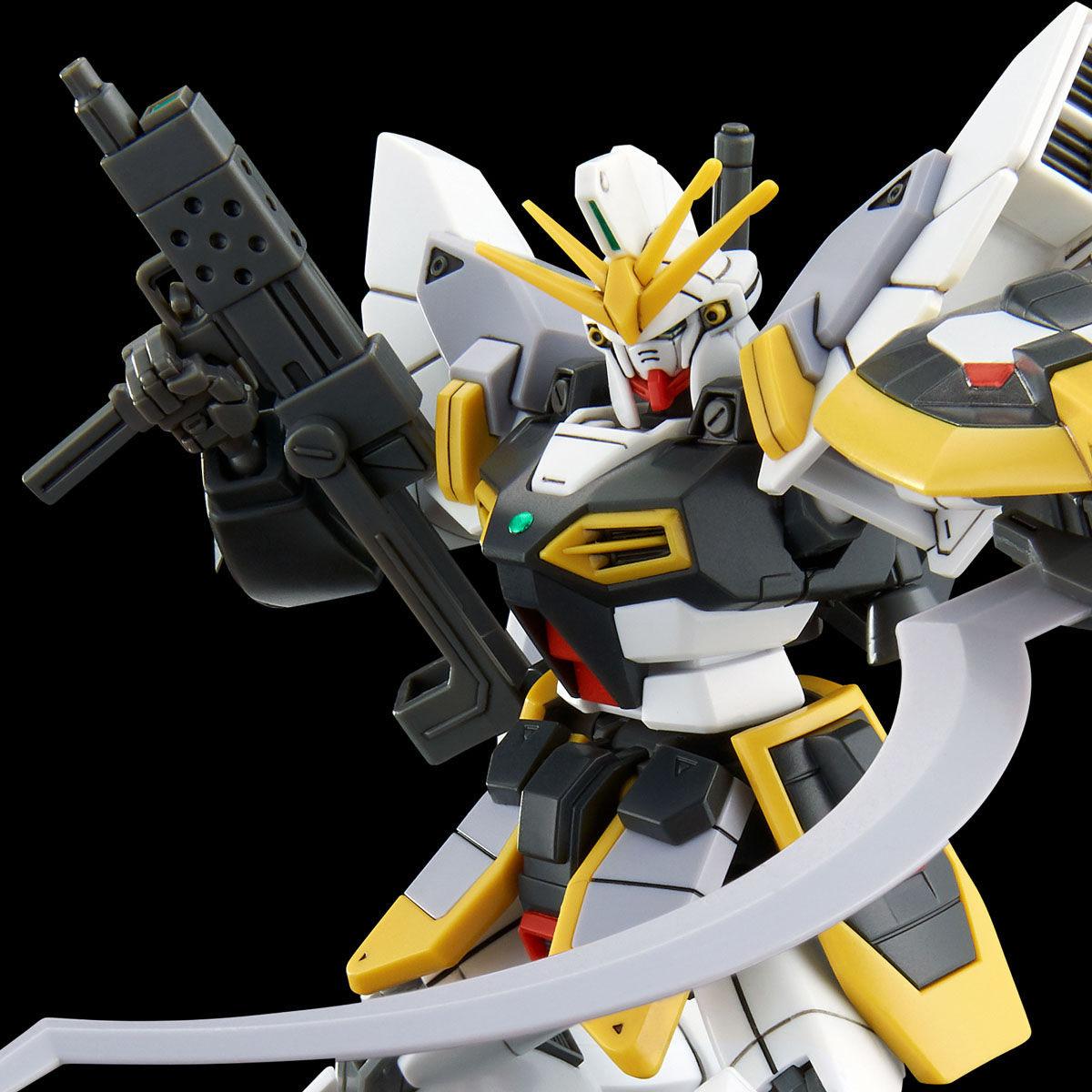 【限定販売】HG 1/144『ガンダムサンドロック改』新機動戦記ガンダムW プラモデル-001