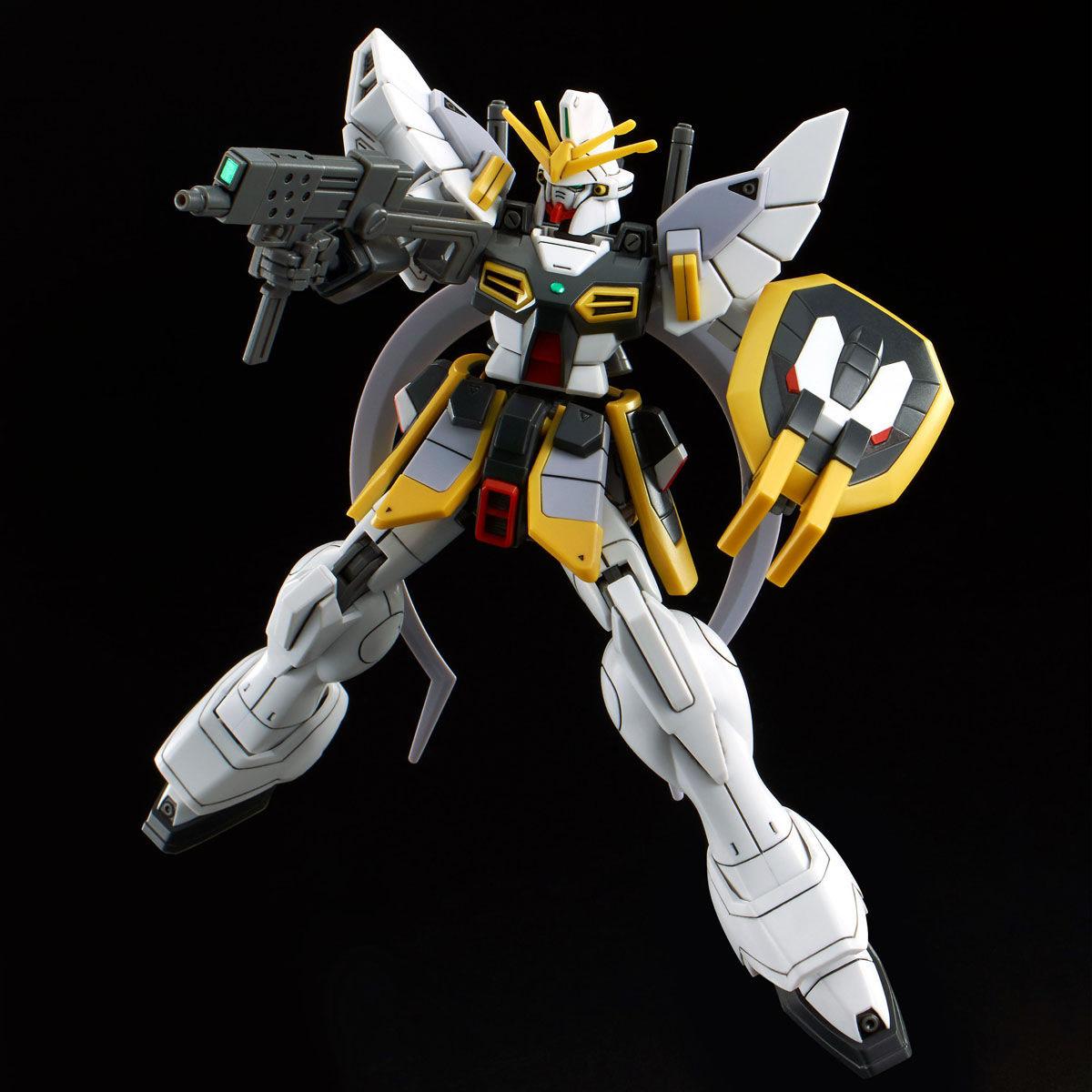 【限定販売】HG 1/144『ガンダムサンドロック改』新機動戦記ガンダムW プラモデル-004