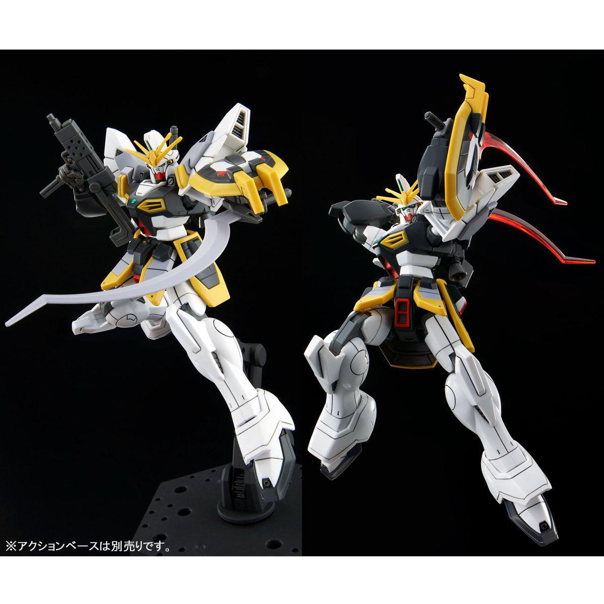 【限定販売】HG 1/144『ガンダムサンドロック改』新機動戦記ガンダムW プラモデル-008