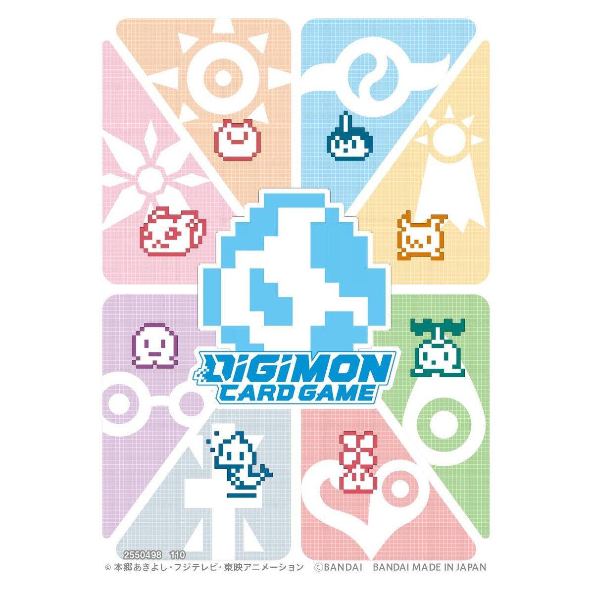 デジモンカードゲーム PB-01『TAMER'S EVOLUTION BOX』サプライグッズ-003
