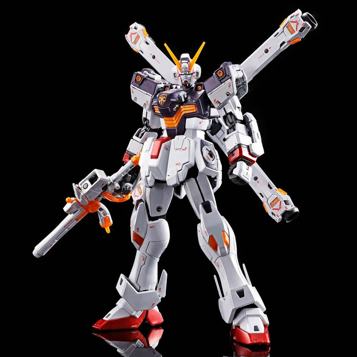 【限定販売】RG 1/144『クロスボーン・ガンダムX1[チタニウムフィニッシュ]』プラモデル-002