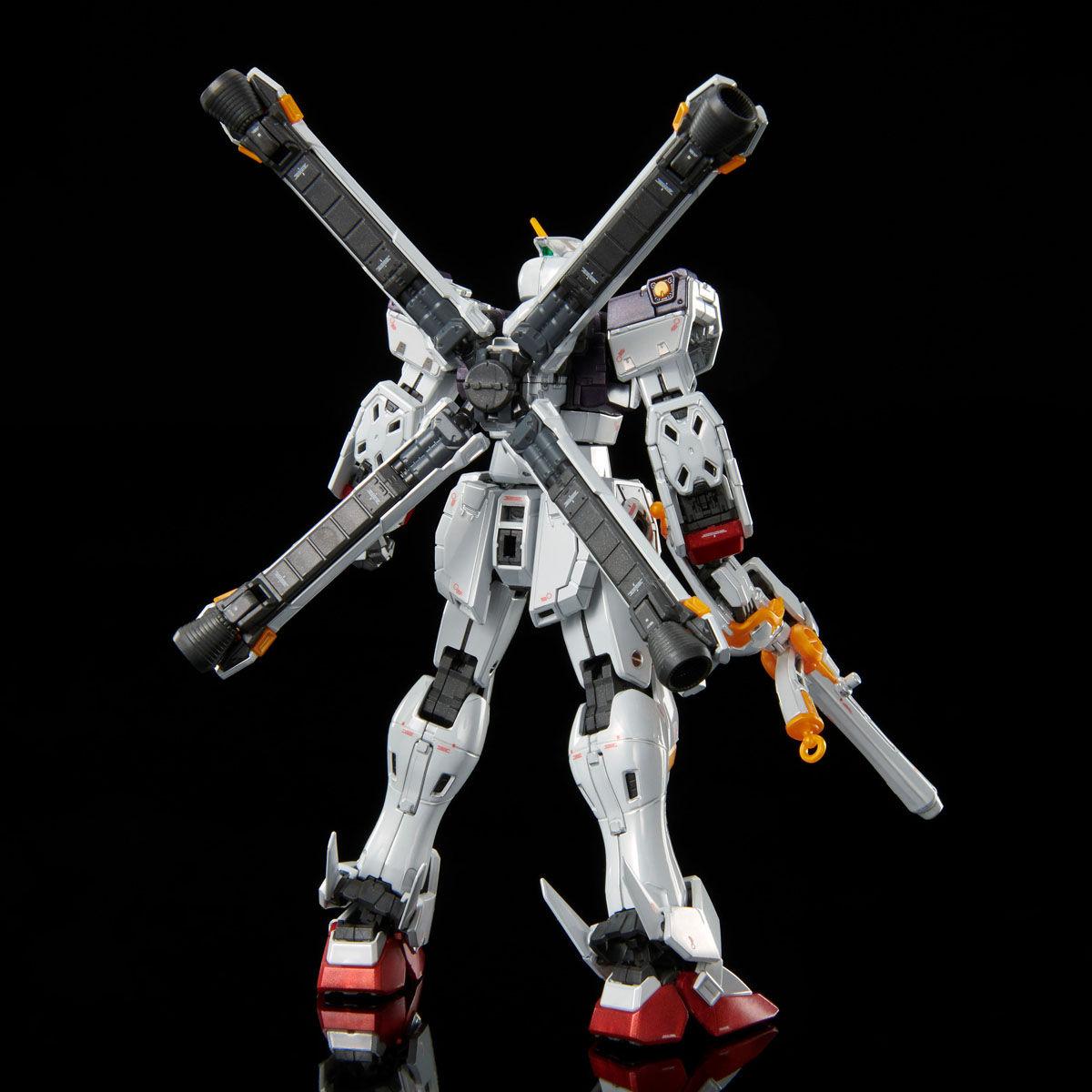 【限定販売】RG 1/144『クロスボーン・ガンダムX1[チタニウムフィニッシュ]』プラモデル-003