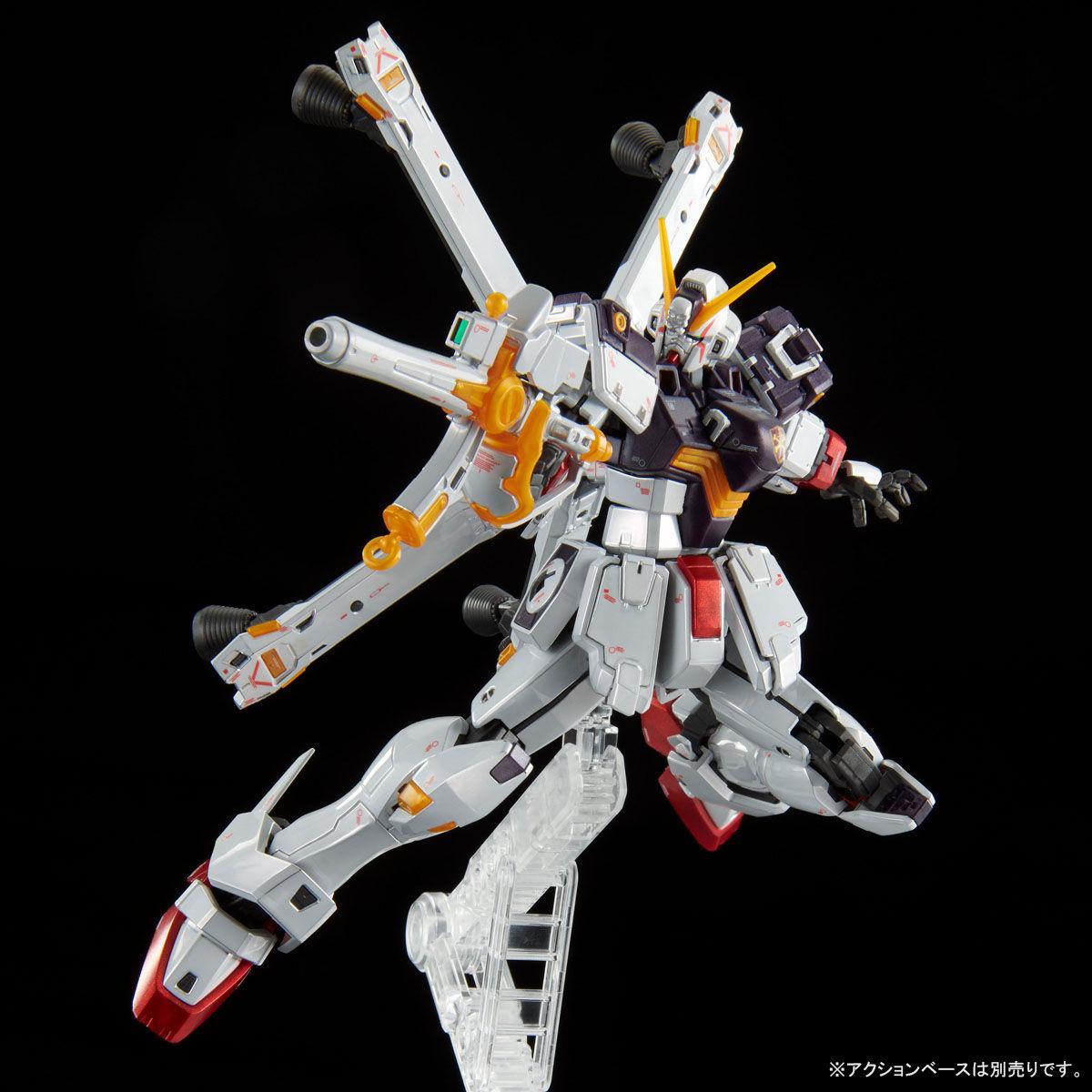 【限定販売】RG 1/144『クロスボーン・ガンダムX1[チタニウムフィニッシュ]』プラモデル-004