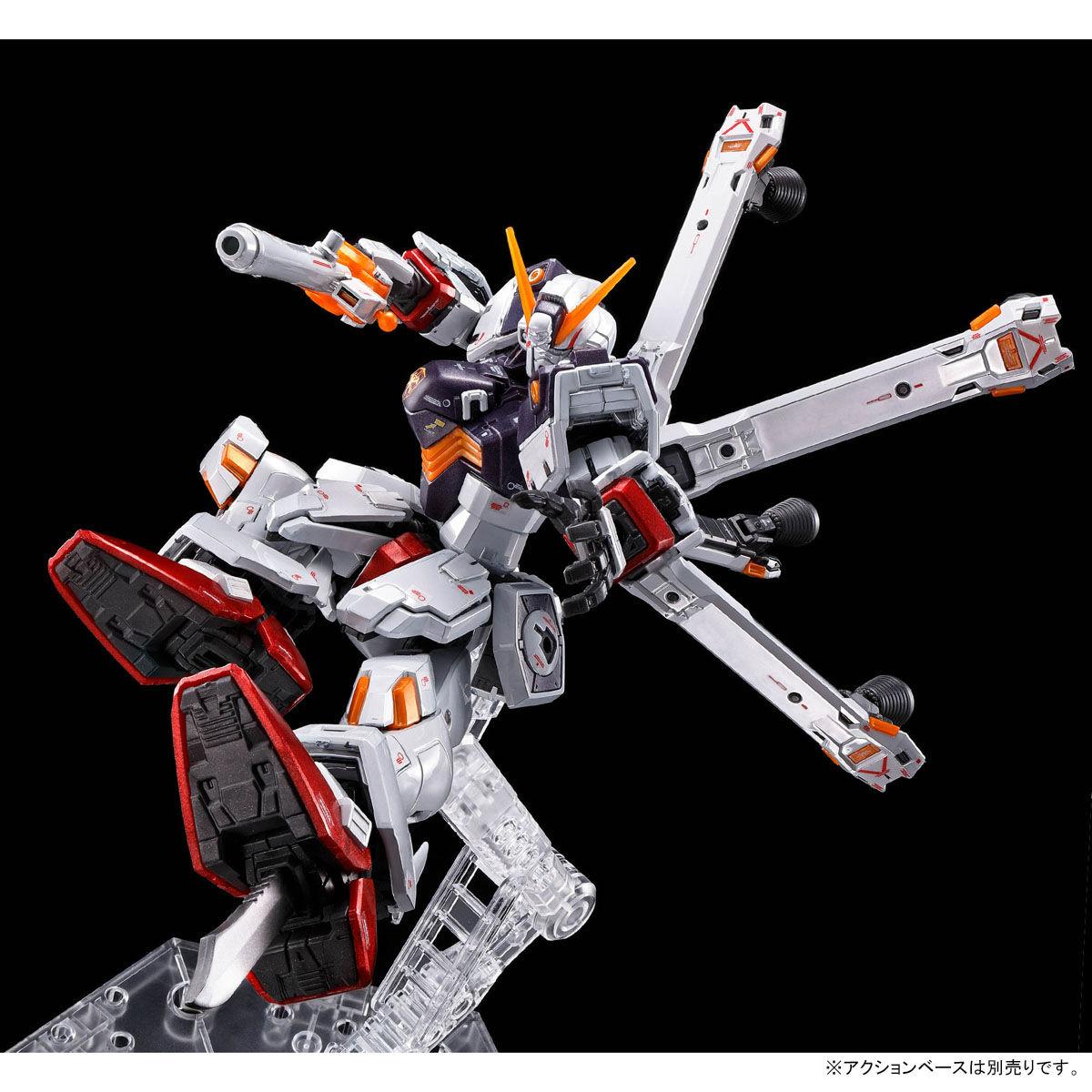 【限定販売】RG 1/144『クロスボーン・ガンダムX1[チタニウムフィニッシュ]』プラモデル-005