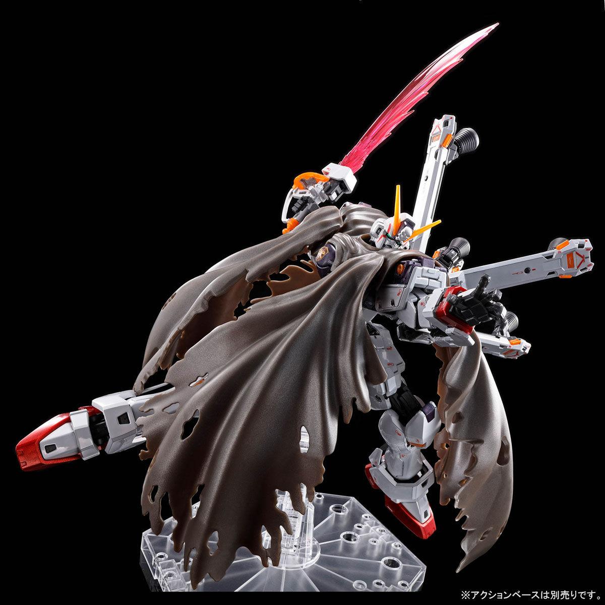 【限定販売】RG 1/144『クロスボーン・ガンダムX1[チタニウムフィニッシュ]』プラモデル-006