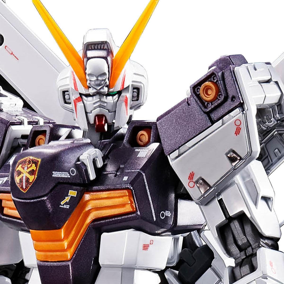 【限定販売】RG 1/144『クロスボーン・ガンダムX1[チタニウムフィニッシュ]』プラモデル-007