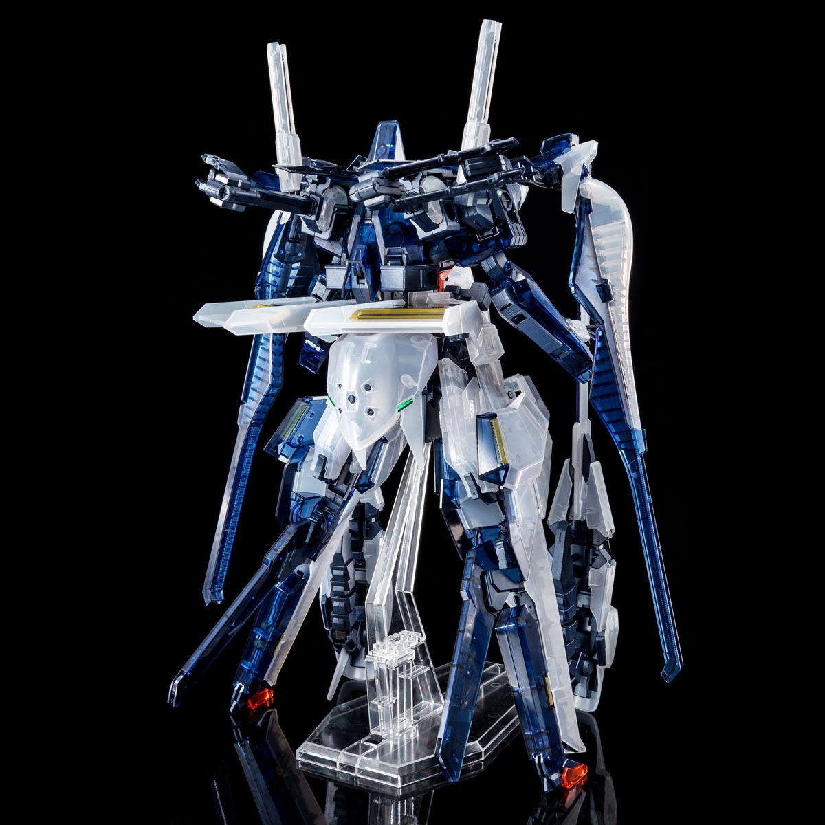 【限定販売】HG 1/144『ガンダムTR-6[ハイゼンスレイII・ラー][クリアカラー]』AOZ プラモデル-003