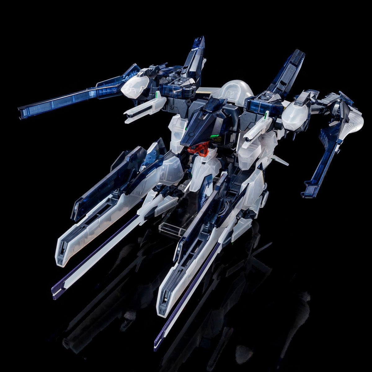 【限定販売】HG 1/144『ガンダムTR-6[ハイゼンスレイII・ラー][クリアカラー]』AOZ プラモデル-006