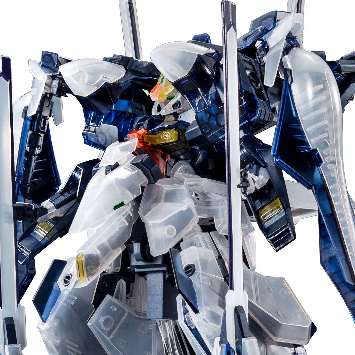 【限定販売】HG 1/144『ガンダムTR-6[ハイゼンスレイII・ラー][クリアカラー]』AOZ プラモデル-007
