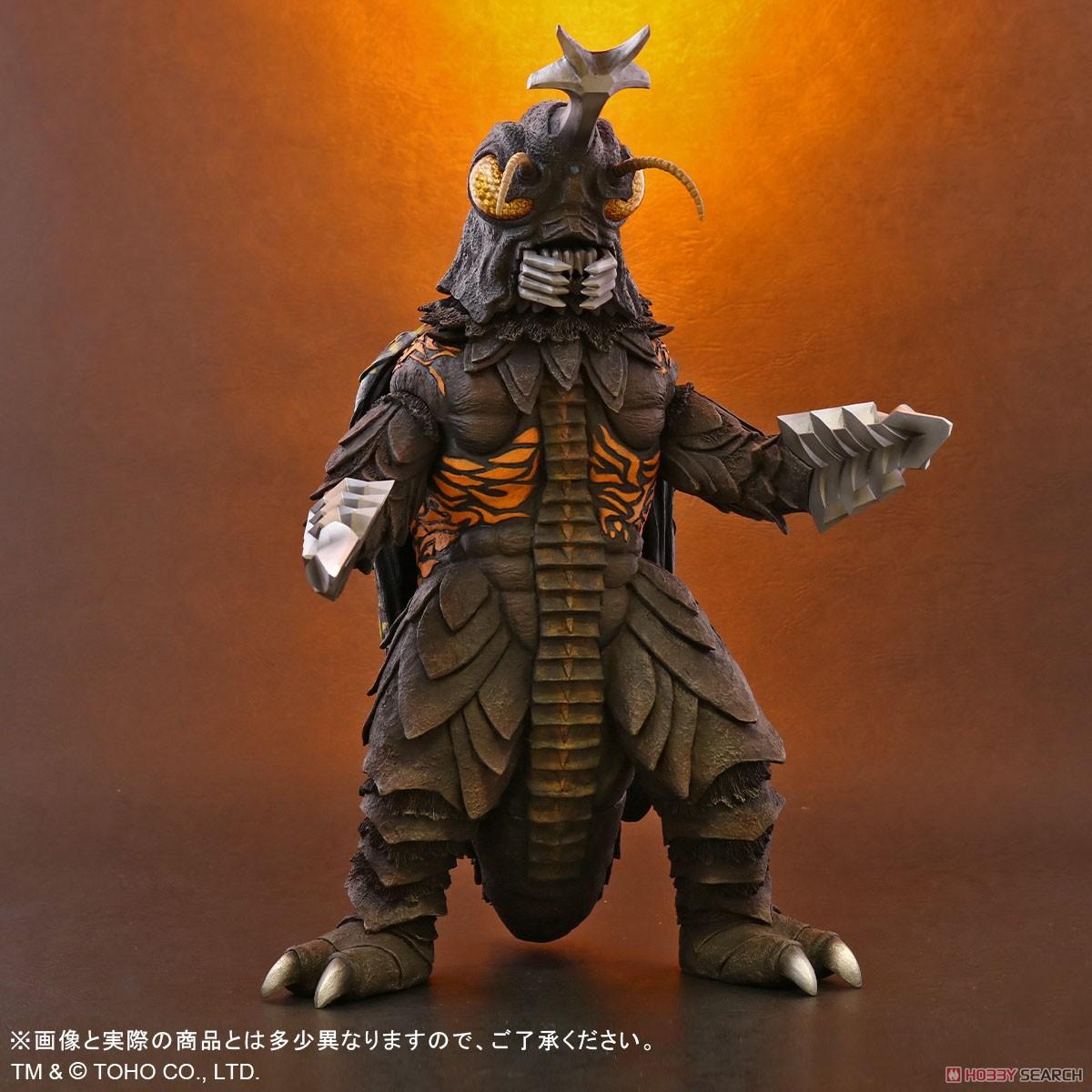 東宝30cmシリーズ『メガロ』ゴジラ対メガロ 完成品フィギュア-003