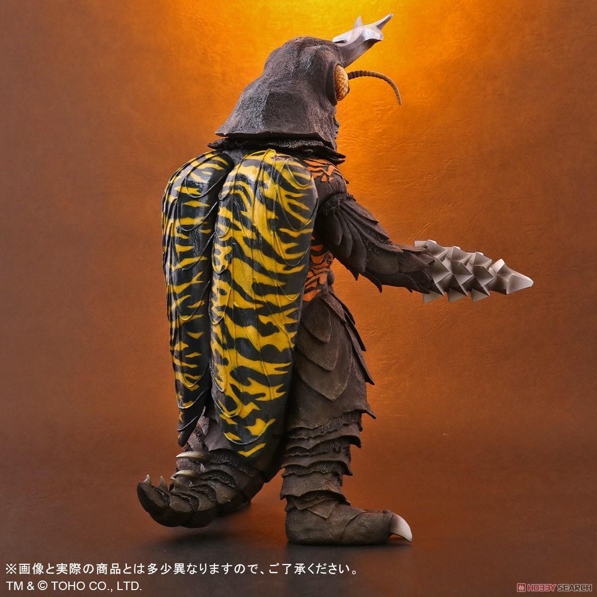 東宝30cmシリーズ『メガロ』ゴジラ対メガロ 完成品フィギュア-004