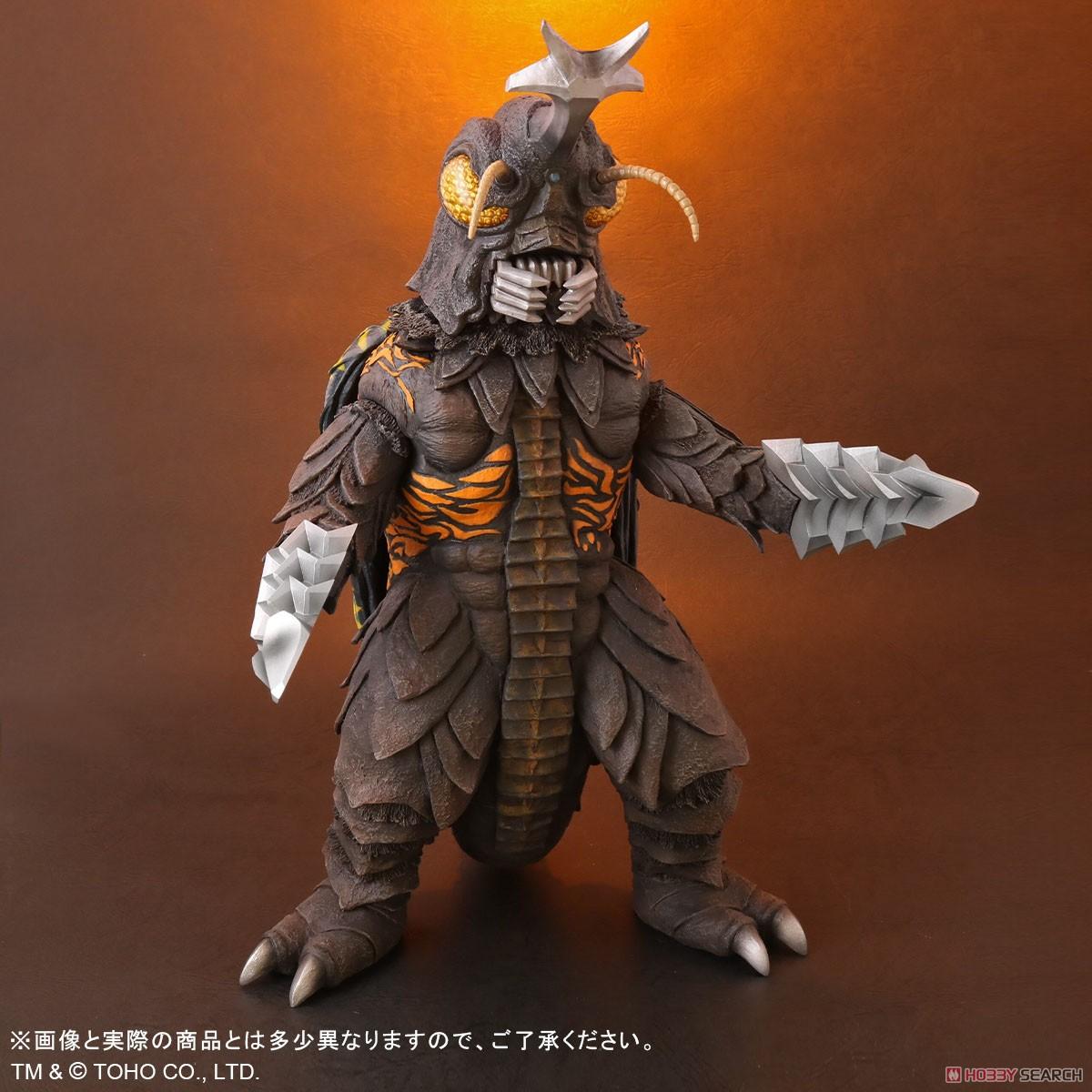 東宝30cmシリーズ『メガロ』ゴジラ対メガロ 完成品フィギュア-006