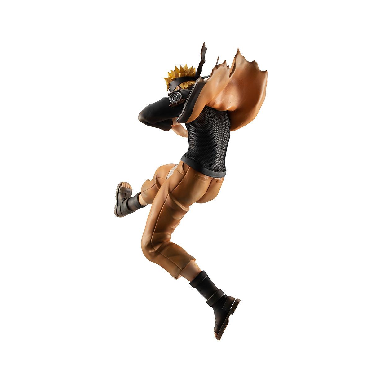 【限定販売】G.E.M.シリーズ『うずまきナルト 忍界大戦Ver.』NARUTO-ナルト- 疾風伝 完成品フィギュア-004