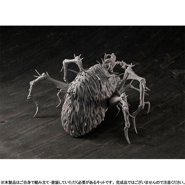 ゲームピースコレクション『DARK SOULS 上級騎士&混沌の魔女クラーグ』無塗装組立てキット-003